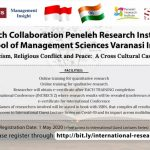 International Research Collaboration (Indonesia-India)