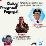 Diskusi Progresif Pogogul: Abdiguru Peneleh dan Bupati Buol