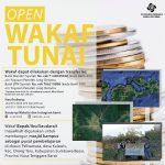 Open Wakaf Tunai untuk Masjid Kampus dan Pusat Pembelajaran Gratis