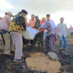 """Peletakan Batu Pertama """"Ete Sarat"""" Masjid dan Pusat Pembelajaran Gratis"""