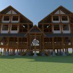 Membuka Wakaf untuk Pembangunan Masjid Kampus dan Pusat Pembelajaran Gratis, dan Mengundang Infaq, Sodaqoh, dan Donasi