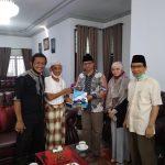 Bupati Sumbawa merestui Pembangunan Masjid Kampus dan Pusat Pembelajaran Gratis di Orong Telu