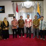 Gubernur NTB Mendukung Pembangunan Masjid Kampus dan Pusat Pembelajaran Gratis
