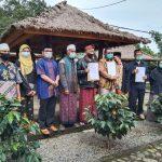 Penandatanganan dan Penyerahan Ikrar Akta Wakaf, Sembalun