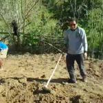 Perataan Tanah secara Gotong Royong Berlanjut, Internet kini Lancar