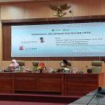 Sosialisasi Masjid Kampus dan Pusat Pembelajaran Gratis di Kantor Bupati Sumbawa