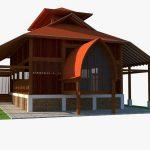 Desain Masjid Kampus dan Pusat Pembelajaran Gratis Sembalun
